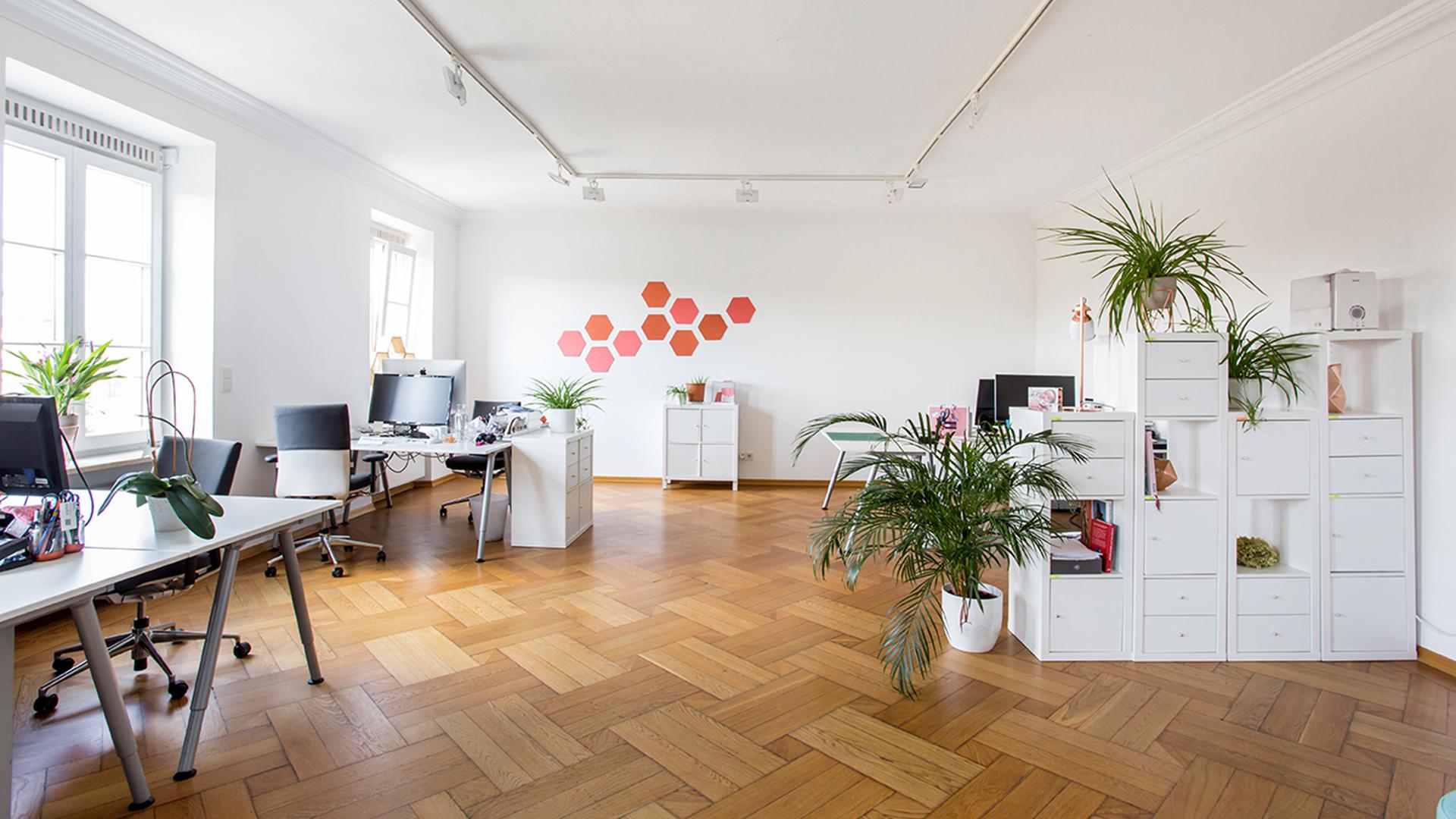 ELSA großer Büroraum